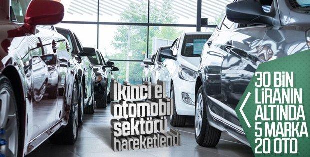 2. El Otomobil piyasası hareketlendi!