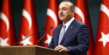 Çavuşoğlu: Bu bir ateşkes değildir, YPG'nin güvenli bölgeden çıkması için harekata ara veriyoruz