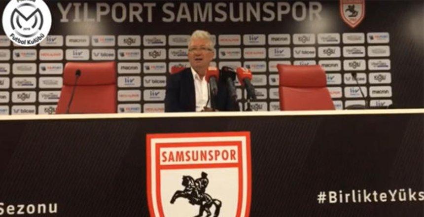 Manisa FK Teknik Direktörü Ertekin'den maç sonu açıklamaları