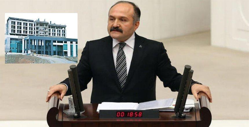 Usta, Bakan Koca'ya Vezirköprü Devlet Hastanesini sordu!