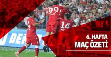Yılport Samsunspor – Manisa F.K Maç Özeti