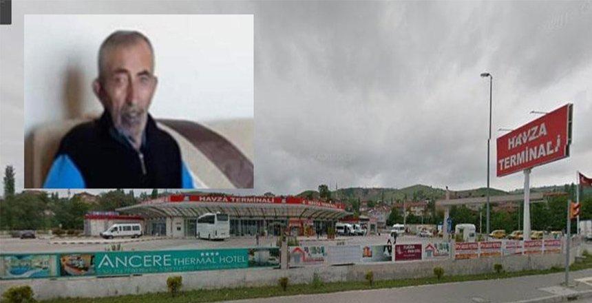 Havza'da feci kaza…Yaşlı adam hayatını kaybetti