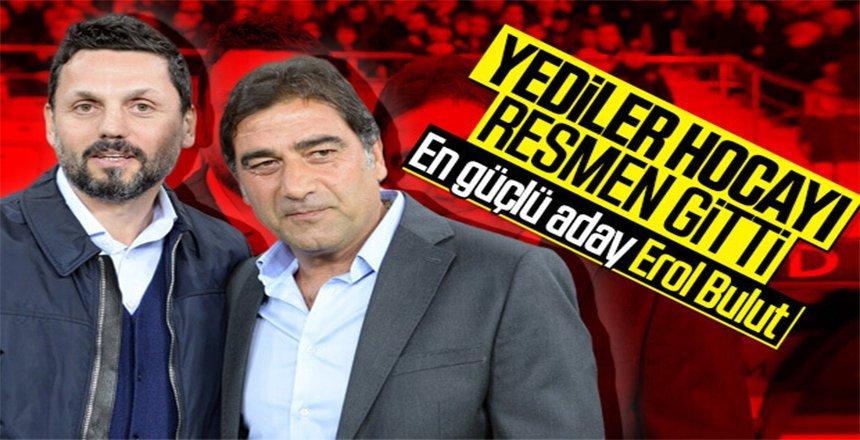 """En güçlü adayın """"Fenerbahçeli Erol Bulut"""" olduğu söyleniyor"""