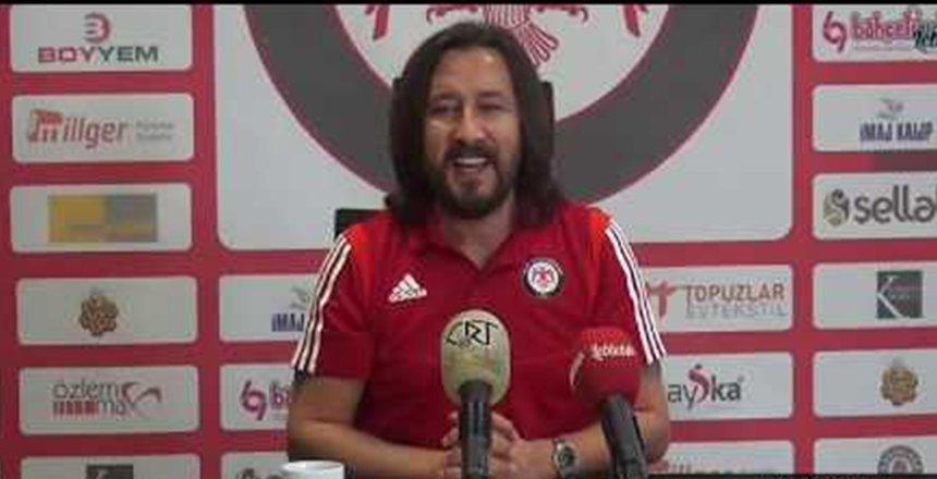 Çorumspor Başkanından futbolcularına açık çek!