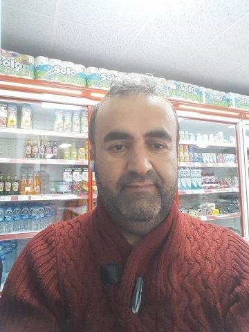 Seri Katil, Samsun'da şarküteri işletmiş