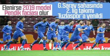 Galatasaray Tuzla buz oldu!