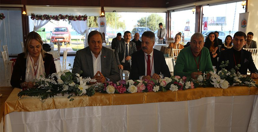 CHP'li Belediyelerden güç birliği