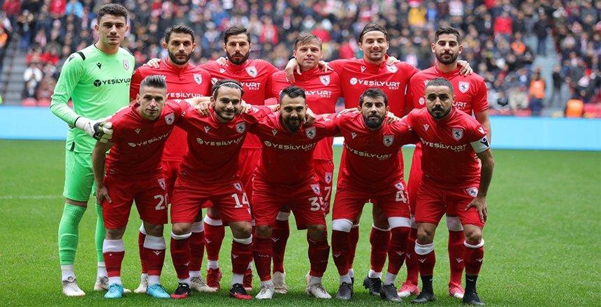 Yılport Samsunspor- Sarıyer Maç özeti