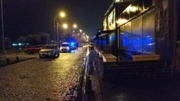 Samsun'da 4 bara saldırı yapıldı!