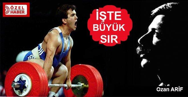 Naim Süleymanoğlu'nu Bulgar zulmünden Ozan Arif ve Ülkücüler kaçırdı