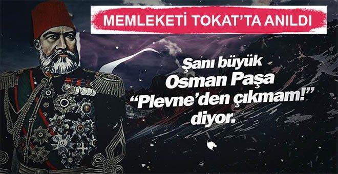 Plevne Kahramanı Gazi Osman Paşa Memleketinde Anıldı