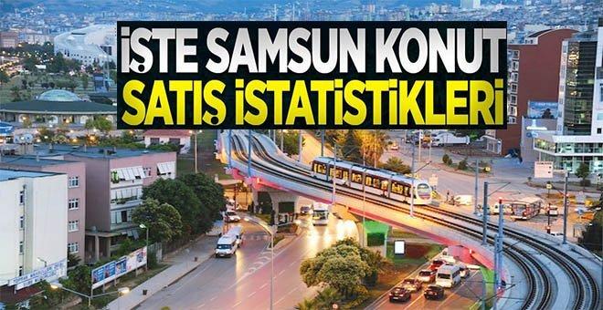 Samsun'da konut satışları hareketlendi!