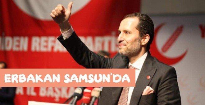 """Fatih Erbakan: Adil Düzeni birlikte kuracağız"""""""
