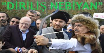 Mustafa Demir 'Nebiyan Doğa Festivaline' katıldı