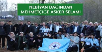 Samsun'da Nebiyan Doğa Festivali Başladı