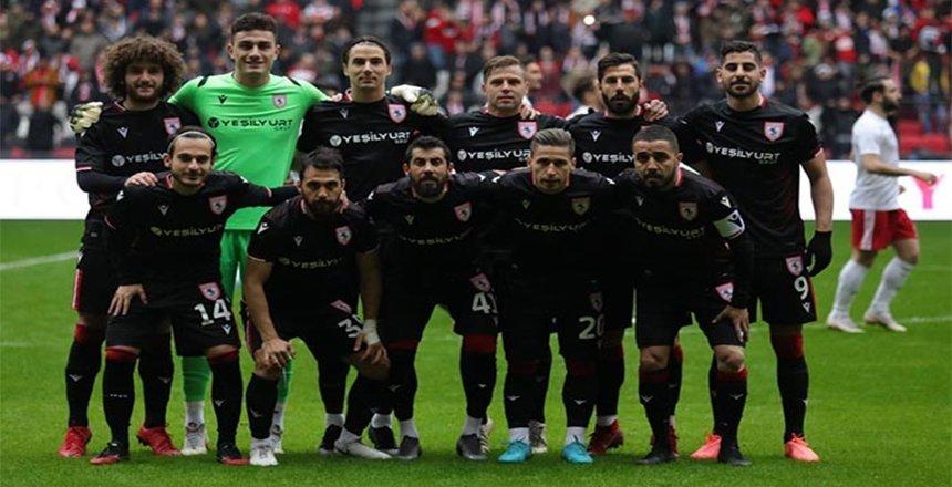 Yılport Samsunspor-Gümüşhanespor 3-0 Tıkla Maç özetini izle